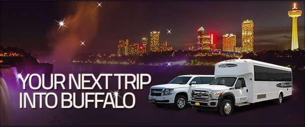 For Your Next Trip Into Buffalo, Let S&S Limousine Take the Wheel