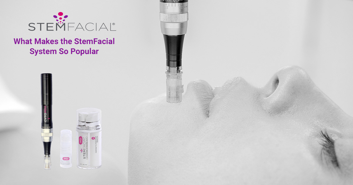 Why Patients with Problem Skin Trust the STEMFACIAL® System