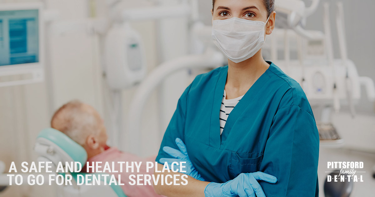 A Safe and Healthy Place to go for Dental Services