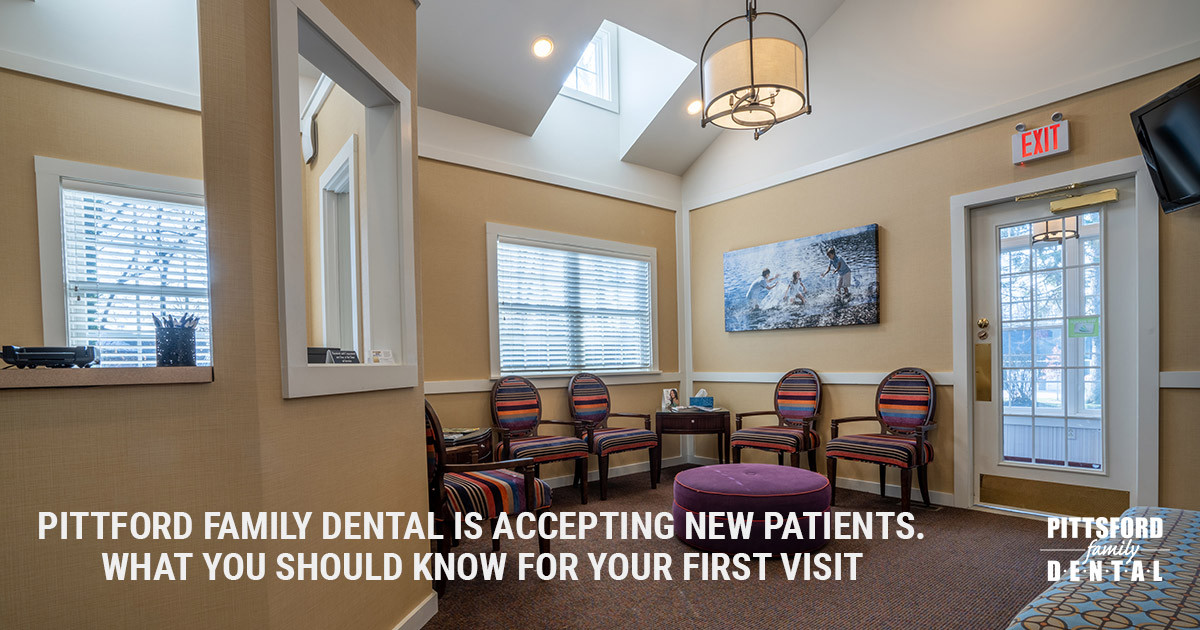 Pittsford Family Dental is Now Accepting New Patients