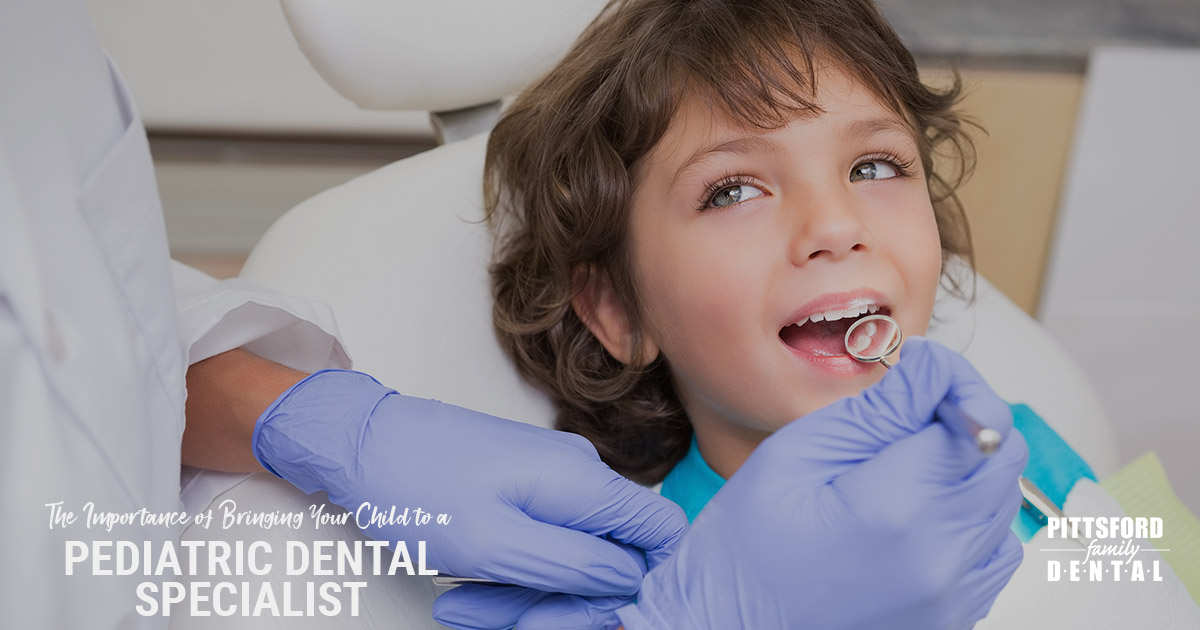 Why More Parents Trust Our Pediatric Dental Services