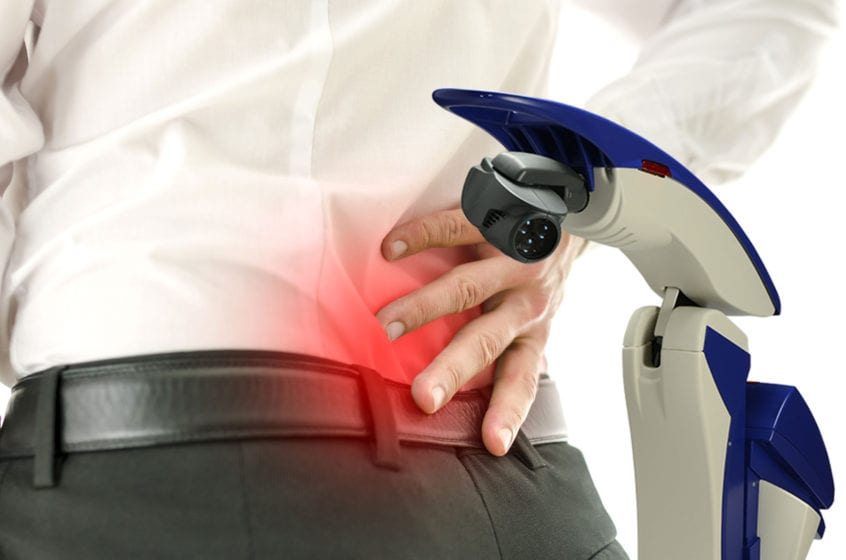 Laser treatment for back pain now available in Rochester NY!