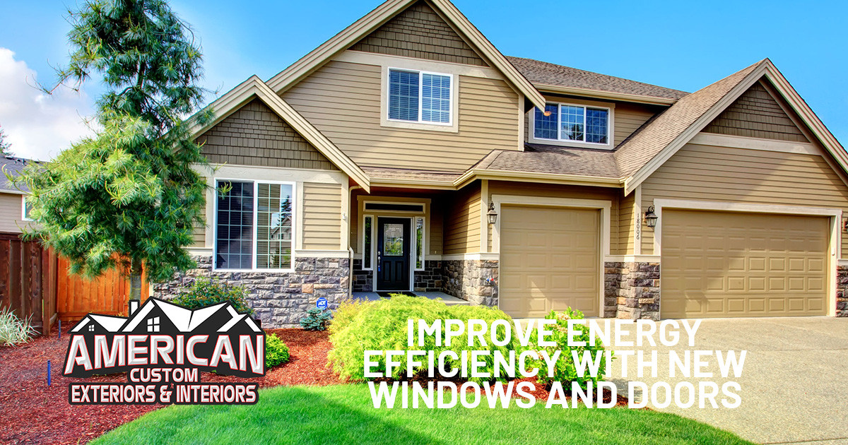 Reduce Summer Cooling Costs with Energy Efficient Windows and Doors