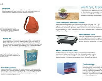 Arizona Healthy Living Magazine Cool Gadgets
