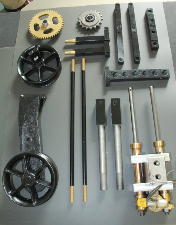 american tower clock parts