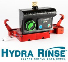 Hydra Rinse - Cleans Simple Safe Quick