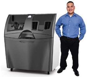 Why Choose 3D Systems ProJet X60 Series Color 3D Printers?
