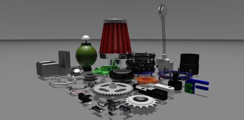Finnovation 3D Printing Designs