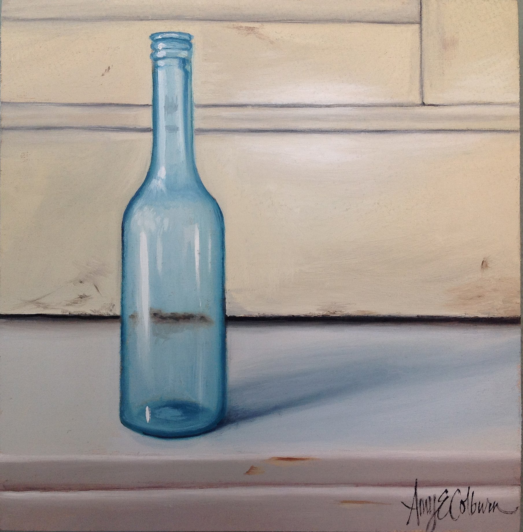 """Blue Bottle"""