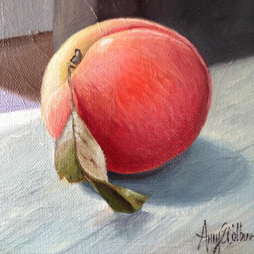 """""""Peach"""" - SOLD"""