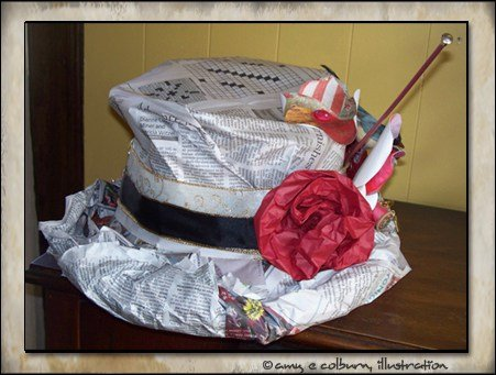 Mad Hatter's Tea hat