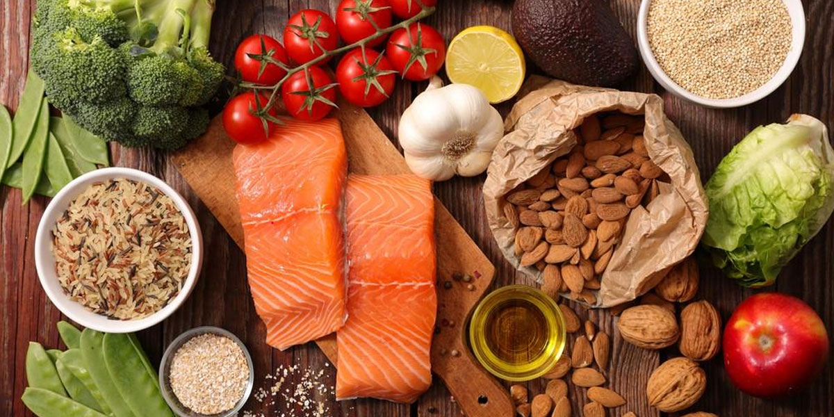 Healthy Eating for Healthy Vision