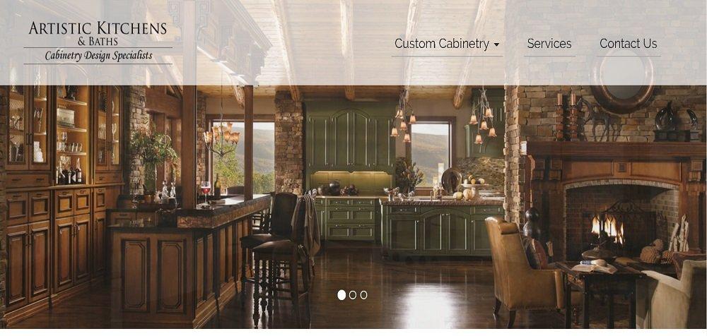 Kitchen Remodeling Website