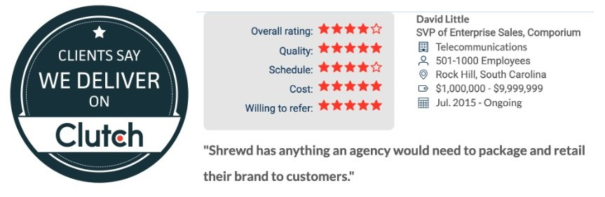 Shrewd Marketing LLC - NY, Washington, Virginia