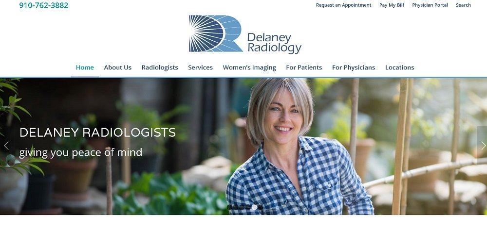 Radiologist Website