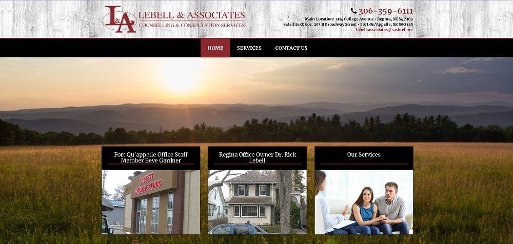 WordPress Law Office Website