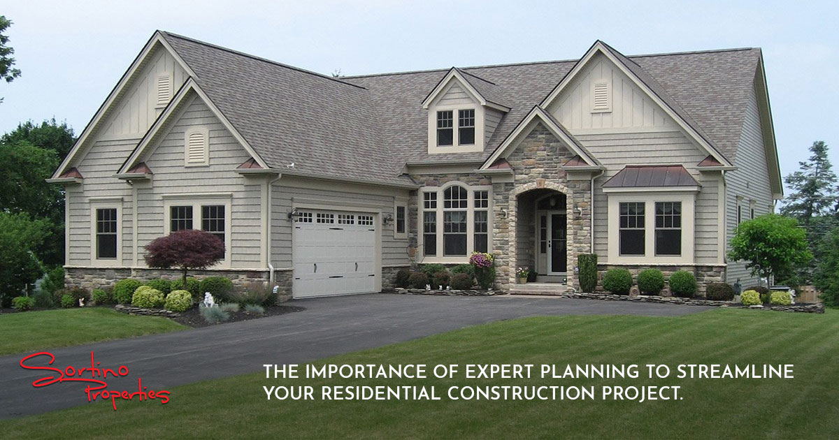 Benefits of Expert Planning During New Home Construction