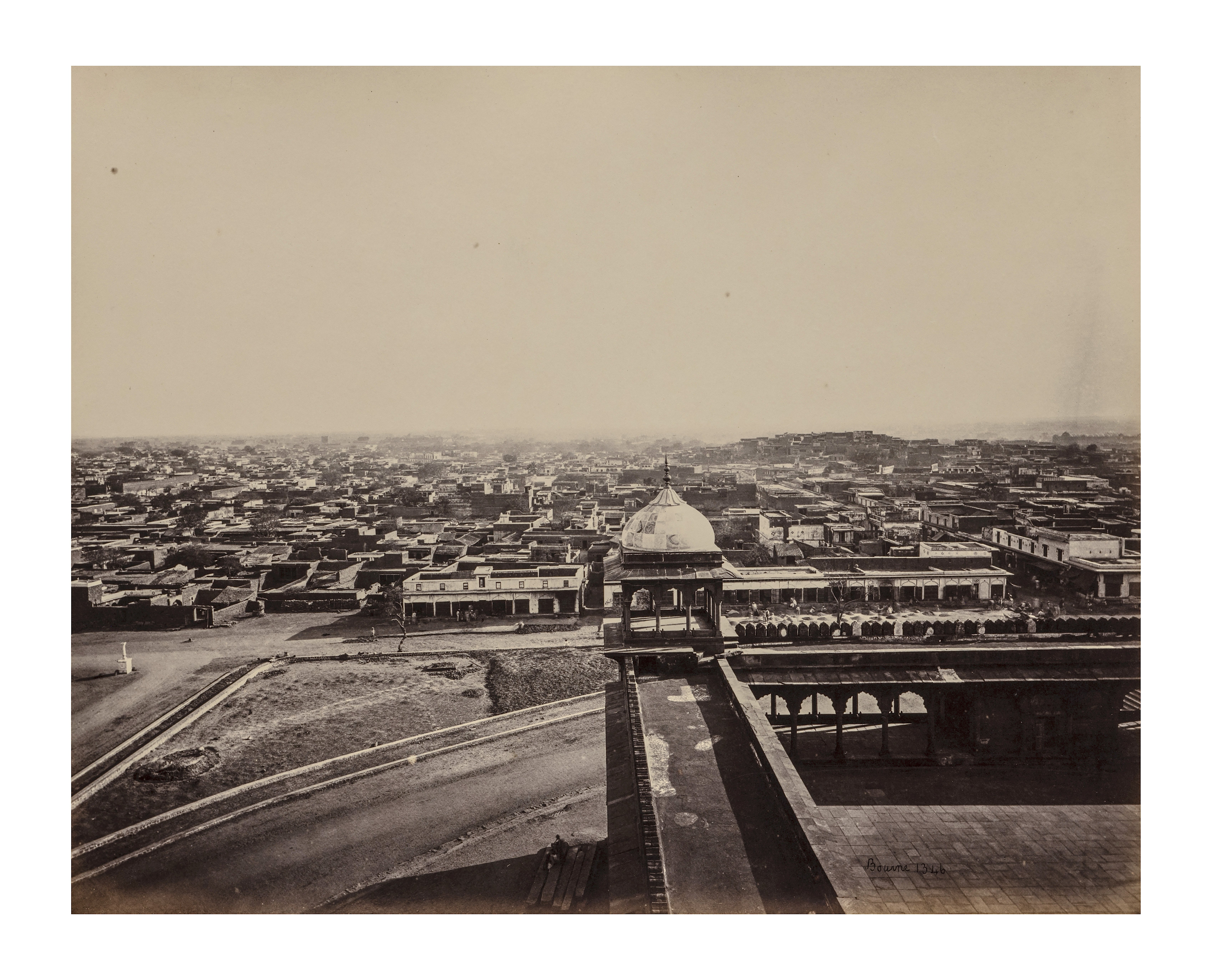 antique photograph India Deli
