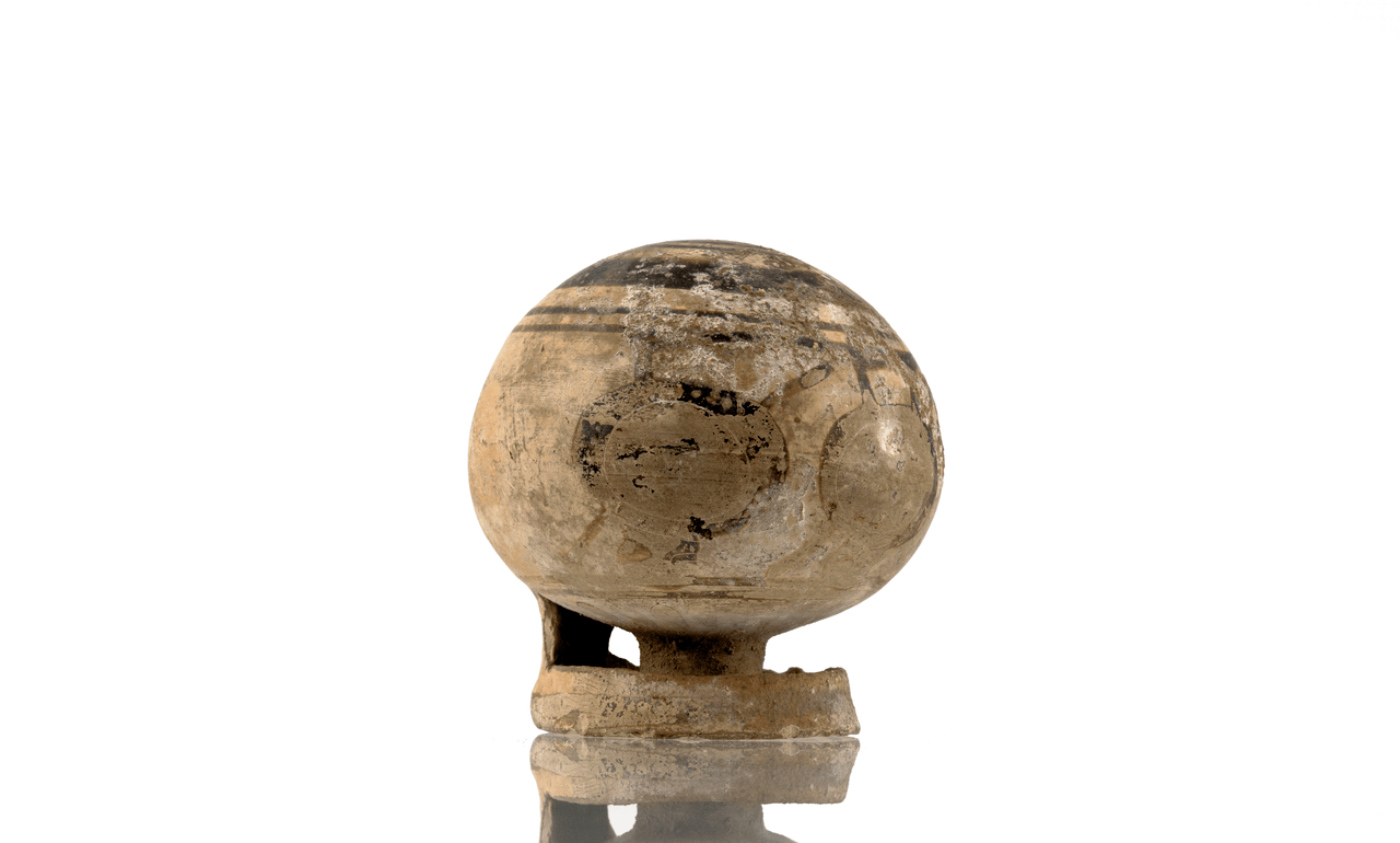 An Cypriot Pottery Vessel