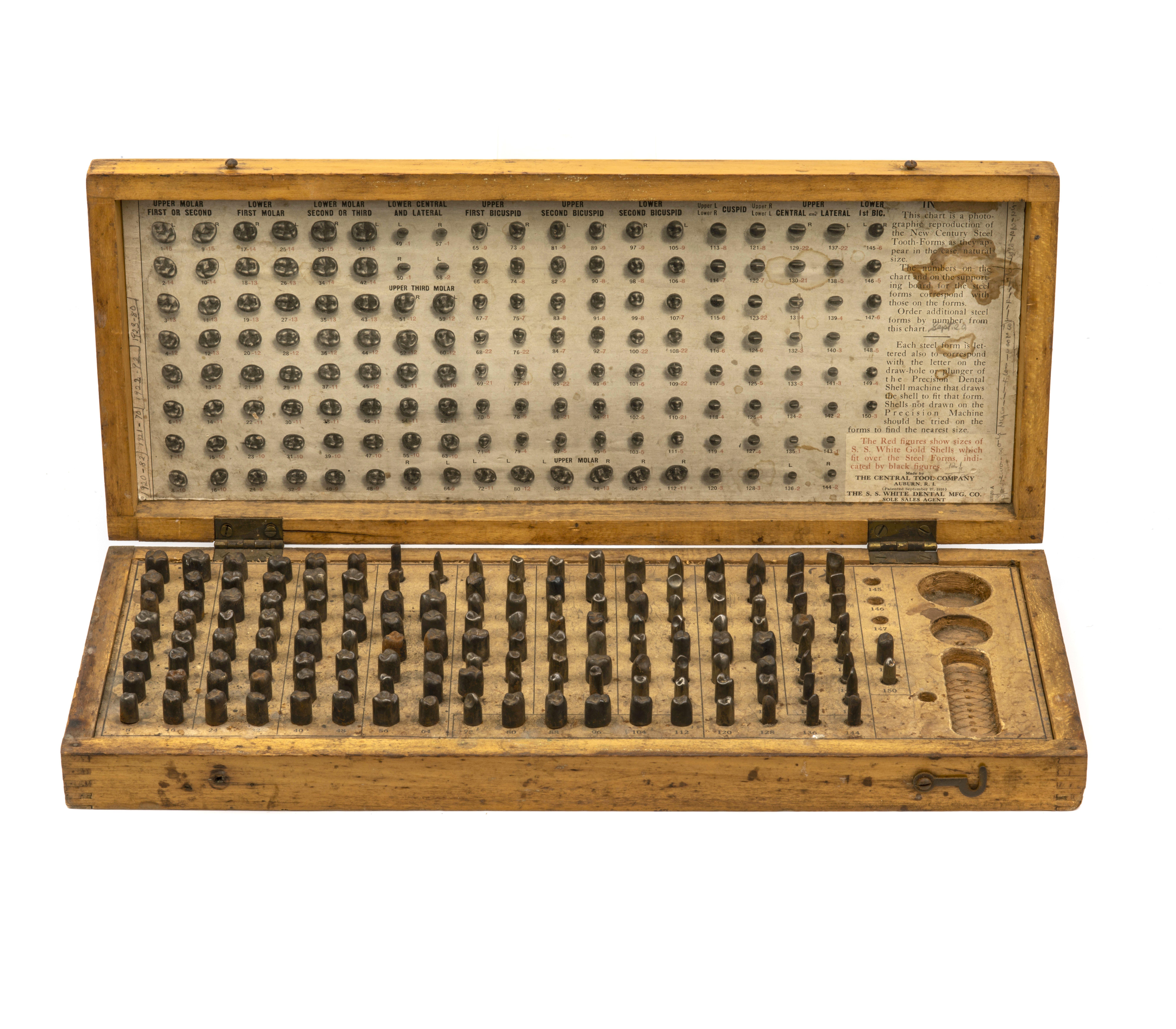 antique dental equipment