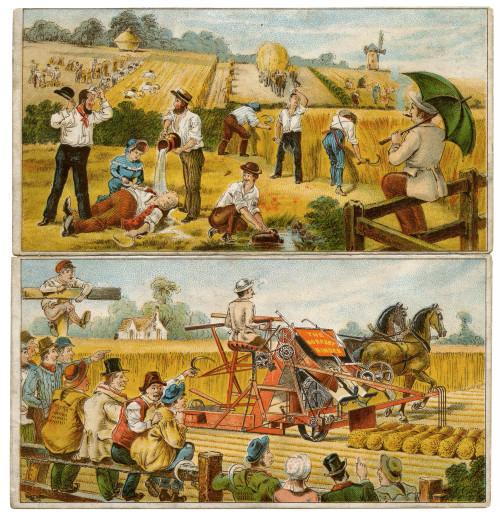 "An Antique Advertising Ephemera ""The Hornsby Binder"" London"
