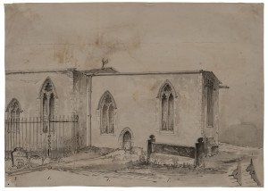 Stokenchurch British drawing
