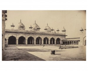 antique India photograph