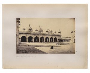 A Samuel Bourne Photograph Agra India