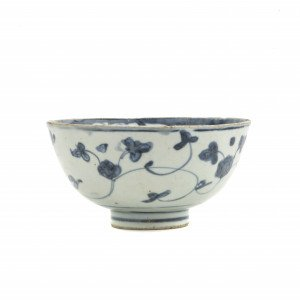 Chinese porcelain blue and white Zhangzhou bowl 4