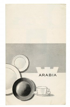 A Vintage Georg Jensen Arabia  Kitchen & Cookware Catalog & Price List