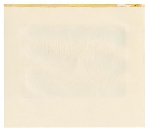 An Original Charles Turzak Woodcut Etching Signed By Charles Turzak, Thomas Jefferson Founding The University of Virginia
