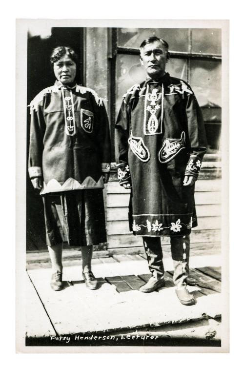 Vintage Postcard Photograph RPPC Original Yukon Alaska Patsy Henderson 2