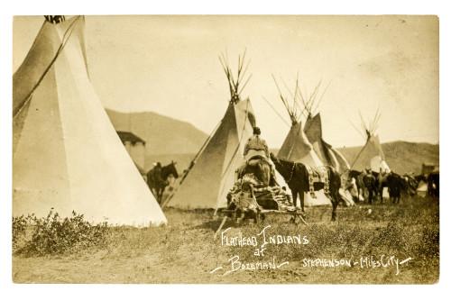 Flathead Indians