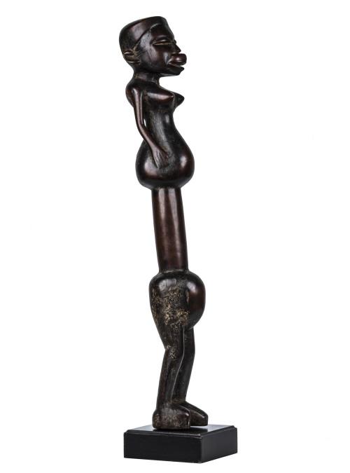 An African Makonde People Tanzanian Tribal  Scepter