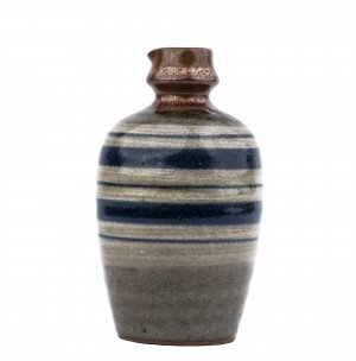 A Vintage MCM Danish Modern Style Miniature Pottery Vase
