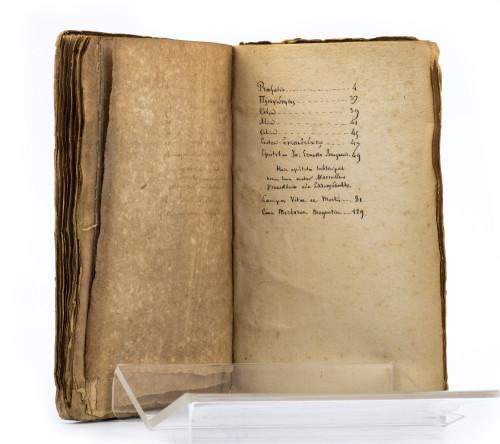 Biolychnivm Lvcerna Vlderici Dminici Balck 1611 Johann Ernst Burggrav