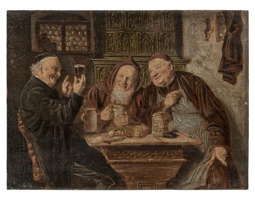 Friar Paintings