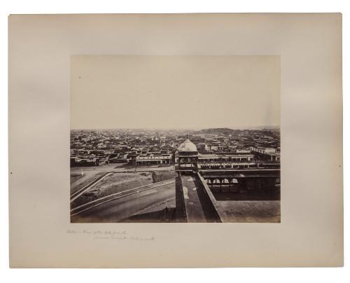 A Samuel Bourne Photograph Delhi India