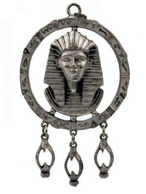 A Vintage Egyptian Revival Pendant