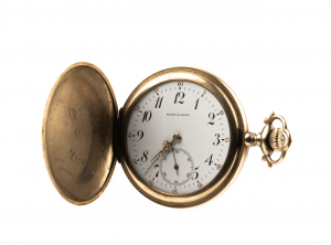 An Antique Klee & Groh Antique Pocket Watch