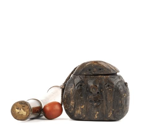 An Antique Signed Meiji-Edo Era Japanese Tobacco & Pipe Case