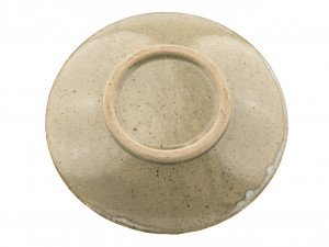 A Vintage Japanese Earthenware Pottery Charger